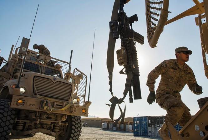 Chính phủ Afghanistan ủng hộ tăng sự hiện diện của quân đội nước ngoài ở trong nước. Ảnh: Twitter