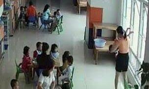 Tin mới nhất về vụ cô giáo dốc ngược dọa ném trẻ qua cửa sổ