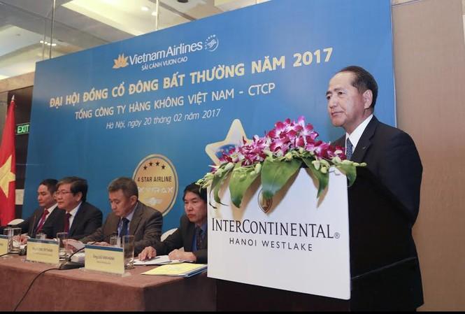 """Hàng không Nhật đã """"rót"""" tiền vào Vietnam Airlines"""