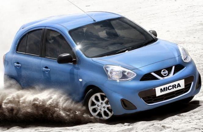 Mẫu xe sản xuất tại Ấn Độ, bán ra toàn cầu. Ảnh: Rediff.