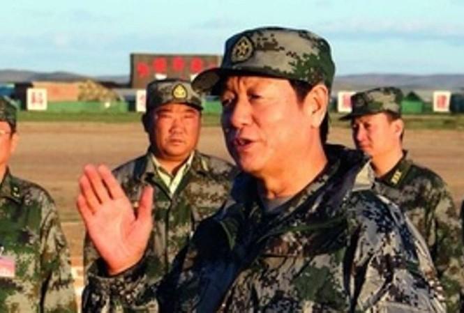 Nguyên Hiệu trưởng trưởng Đại học Quốc phòng Trung Quốc, Thượng tướng Vương Hỉ Bân. Ảnh: South China Morning Post