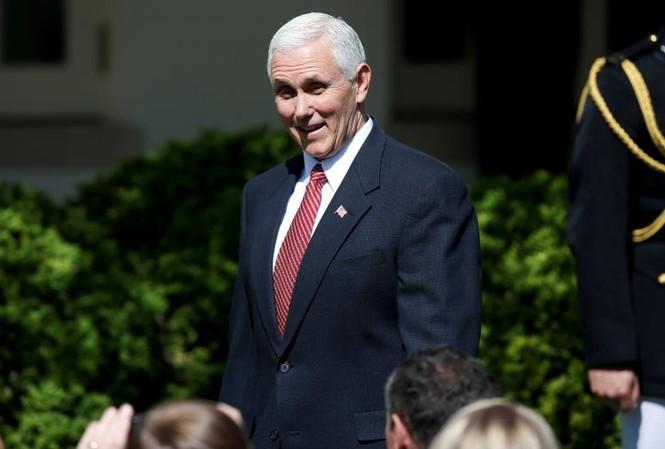 Phó Tổng thống Mỹ Mike Pence sắp đến Hàn Quốc để bàn về vấn đề Triều Tiên.