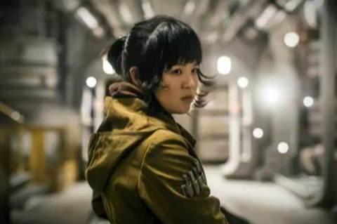 Nữ diễn viên gốc Việt Kelly Marie Tran sẽ đảm nhiệm vai trò quan trọng trong Star Wars phần 8.