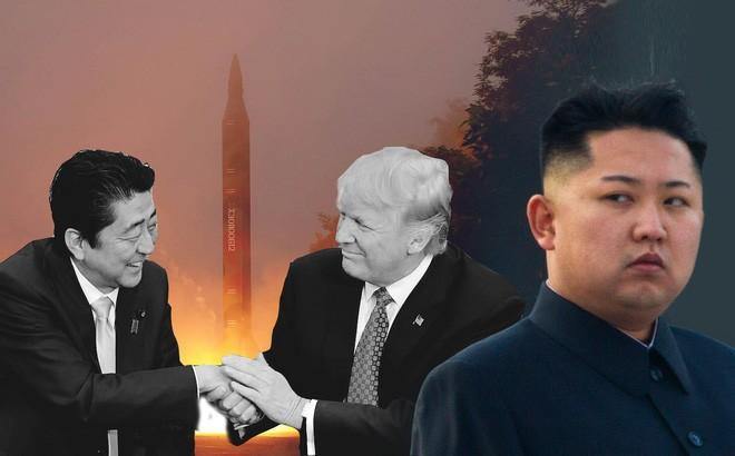 Triều Tiên doạ nhấn chìm Nhật Bản và đẩy Mỹ vào bóng tối - ảnh 1