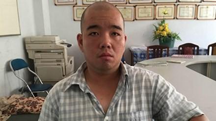Chuah Chow Fay vào thời điểm bị công an bắt giữ.