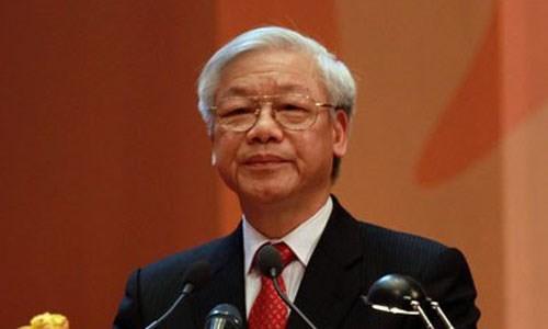 Tổng Bí thư Nguyễn Phú Trọng chủ trì cuộc họp của Ban Chỉ đạo T.Ư về PCTN.