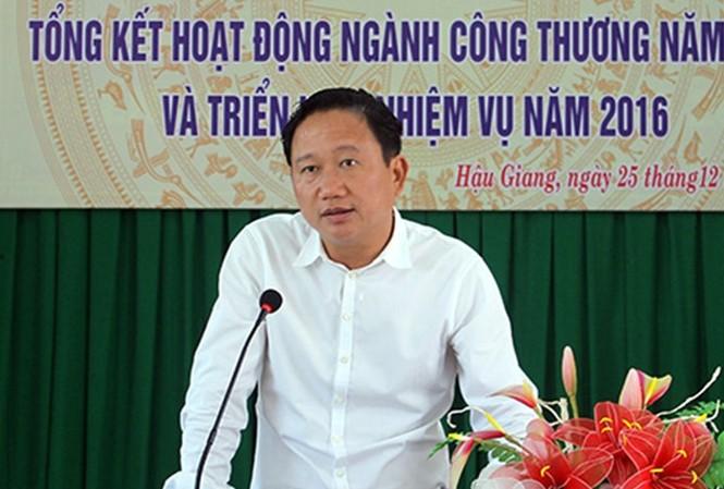 Nhân dân rất bất bình trước vụ việc ông Trịnh Xuân Thanh