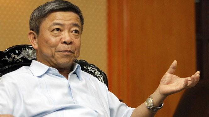 Về dự án Formosa, ông Võ Kim Cự được xác định có vi phạm, khuyết điểm nghiêm trọng.