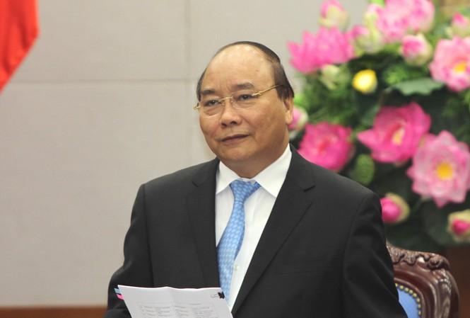 Thủ tướng Nguyễn Xuân Phúc tin tưởng báo chí và doanh nghiêp sẽ là những người bạn đồng hành.