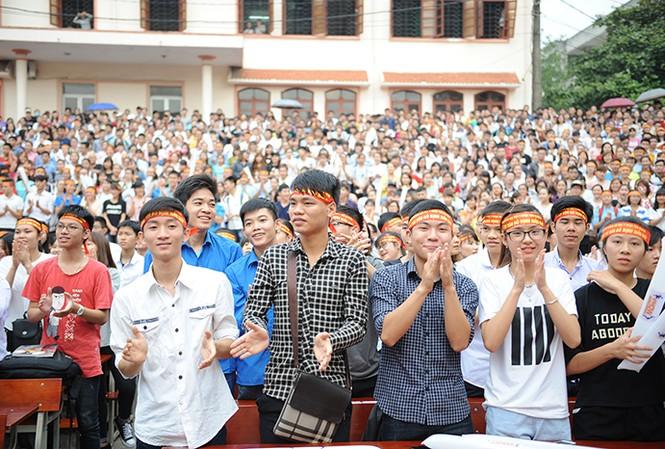 Gần 3.000 SV Thái Nguyên hưởng ứng xóa bỏ định kiến giới