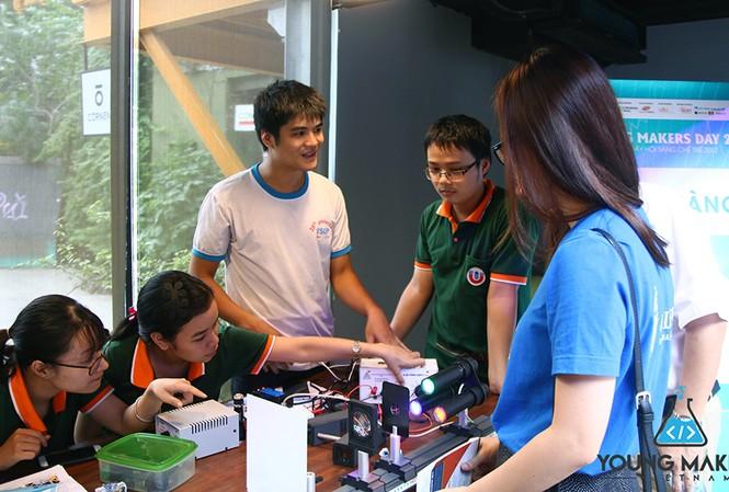 Ngày hội sáng chế cho người trẻ