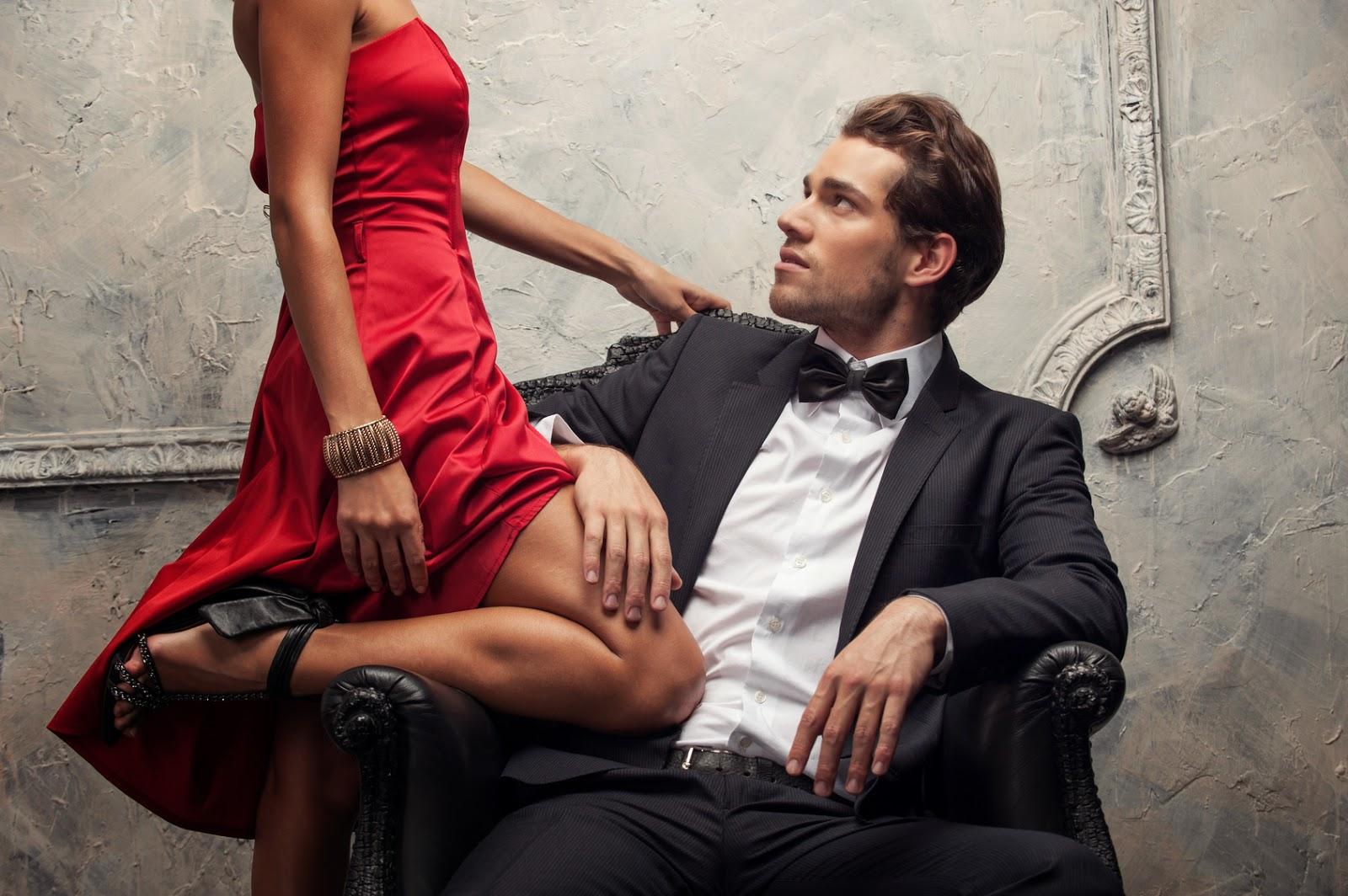 Как нравиться мужчинам Psychology and the city 51