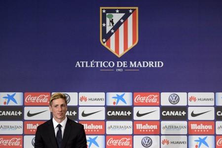 Hơn 4 vạn CĐV chào đón Torres ở Atletico - ảnh 2