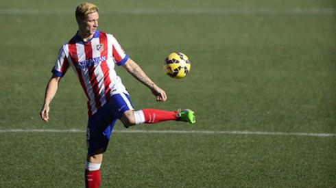 Hơn 4 vạn CĐV chào đón Torres ở Atletico - ảnh 5