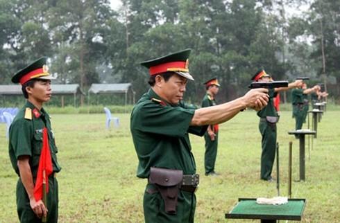 Bật mí nguồn gốc súng ngắn K54 của Việt Nam - ảnh 11