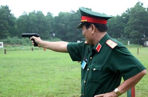 Bật mí nguồn gốc súng ngắn K54 của Việt Nam - ảnh 12