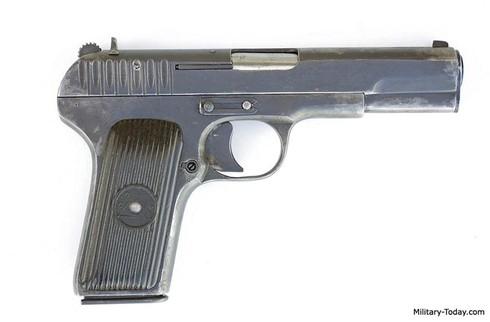 Bật mí nguồn gốc súng ngắn K54 của Việt Nam - ảnh 1
