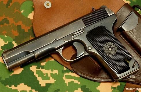 Bật mí nguồn gốc súng ngắn K54 của Việt Nam - ảnh 2