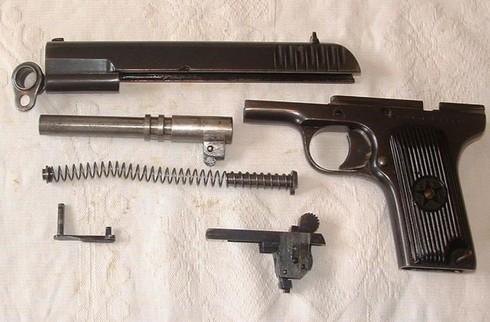 Bật mí nguồn gốc súng ngắn K54 của Việt Nam - ảnh 4