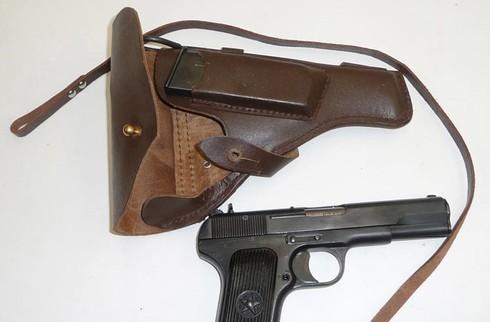 Bật mí nguồn gốc súng ngắn K54 của Việt Nam - ảnh 6