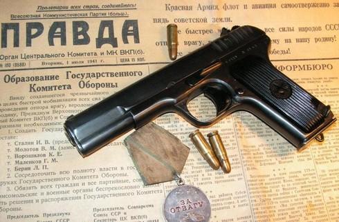 Bật mí nguồn gốc súng ngắn K54 của Việt Nam - ảnh 7