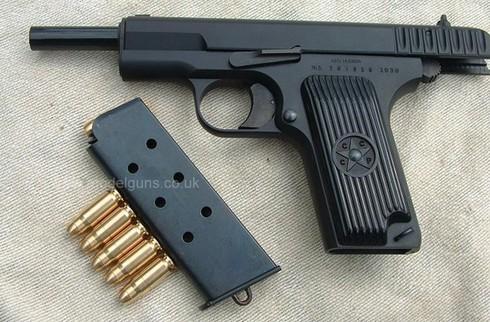 Bật mí nguồn gốc súng ngắn K54 của Việt Nam - ảnh 8