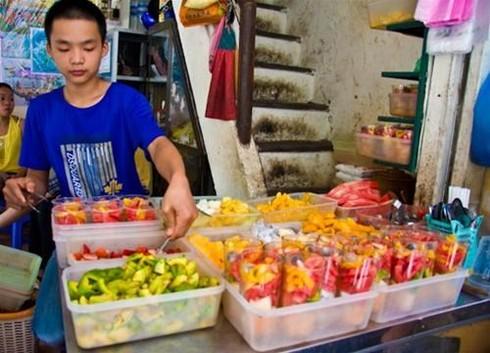 Những ngõ phố ẩm thực nổi tiếng Hà thành - ảnh 11