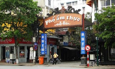 Những ngõ phố ẩm thực nổi tiếng Hà thành - ảnh 16