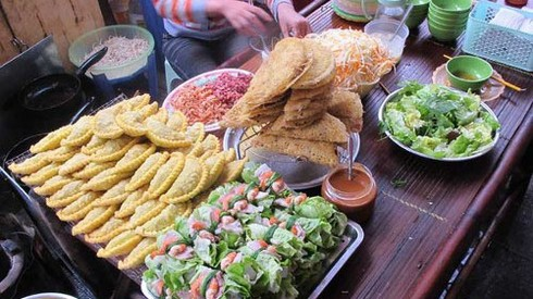 Những ngõ phố ẩm thực nổi tiếng Hà thành - ảnh 1