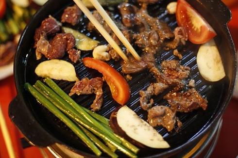 Những ngõ phố ẩm thực nổi tiếng Hà thành - ảnh 6