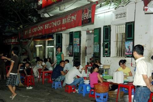 Những ngõ phố ẩm thực nổi tiếng Hà thành - ảnh 7