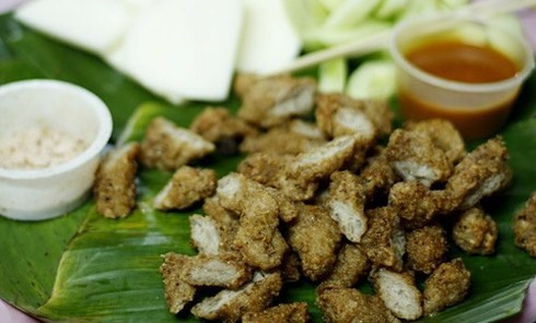 Những ngõ phố ẩm thực nổi tiếng Hà thành - ảnh 9