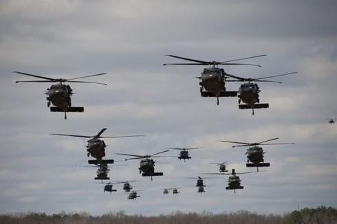 10 máy bay quân sự phổ biến nhất thế giới - ảnh 1