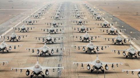 10 máy bay quân sự phổ biến nhất thế giới - ảnh 2