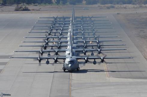 10 máy bay quân sự phổ biến nhất thế giới - ảnh 6