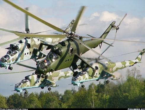 10 máy bay quân sự phổ biến nhất thế giới - ảnh 8