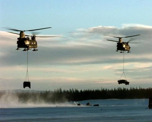 10 máy bay quân sự phổ biến nhất thế giới - ảnh 9