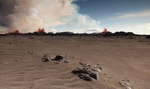 Cận cảnh vẻ đẹp chết chóc của núi lửa thức giấc ở Iceland - ảnh 12