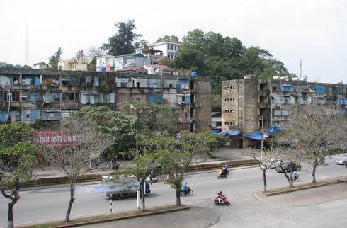 Cận cảnh chung cư 'ổ chuột' ở trung tâm Hạ Long - ảnh 10