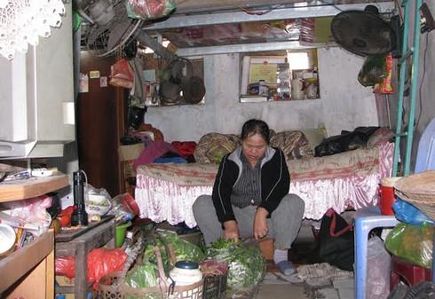 Cận cảnh chung cư 'ổ chuột' ở trung tâm Hạ Long - ảnh 2