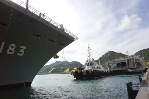 Đối tác Thái Bình Dương bắt đầu tại Khánh Hòa - ảnh 5