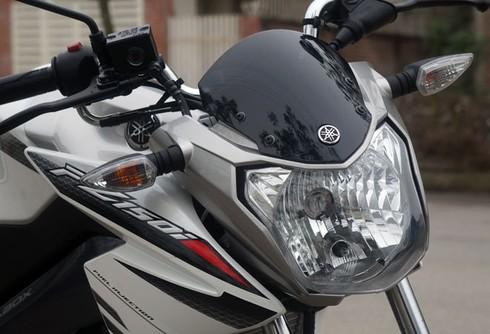 Trải nghiệm xế nổ thể thao Yamaha FZ150i - ảnh 10