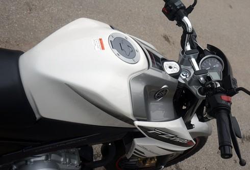 Trải nghiệm xế nổ thể thao Yamaha FZ150i - ảnh 12