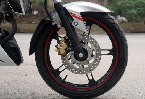 Trải nghiệm xế nổ thể thao Yamaha FZ150i - ảnh 13