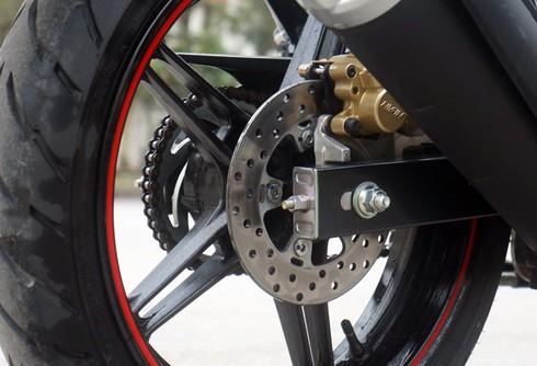 Trải nghiệm xế nổ thể thao Yamaha FZ150i - ảnh 14