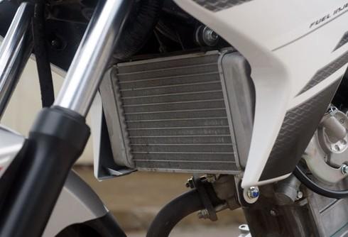 Trải nghiệm xế nổ thể thao Yamaha FZ150i - ảnh 16