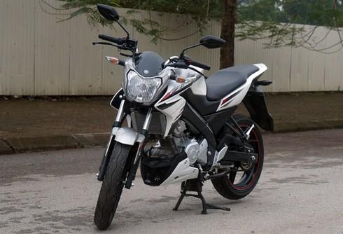 Trải nghiệm xế nổ thể thao Yamaha FZ150i - ảnh 1