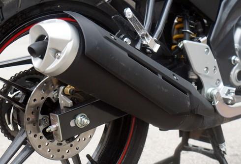 Trải nghiệm xế nổ thể thao Yamaha FZ150i - ảnh 26