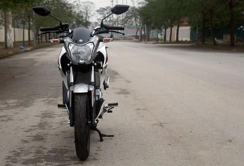 Trải nghiệm xế nổ thể thao Yamaha FZ150i - ảnh 4