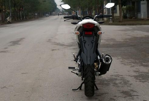 Trải nghiệm xế nổ thể thao Yamaha FZ150i - ảnh 5